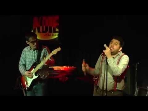 "The Jumpin' Bones - ""Hoodoo Man Blues"" live @ Half Note Jazz Club"