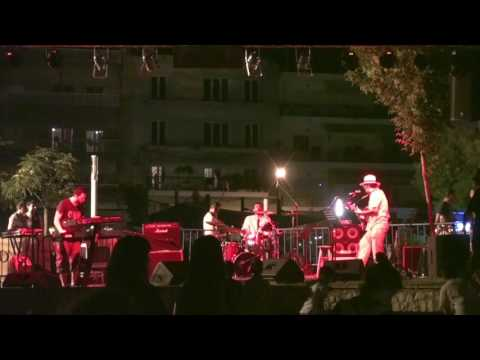 "Banda Trite Pate: Intro & Jockey Full of Bourbon (Tom Waits) Live at""γιαννιJazz"" 26/06/2016"