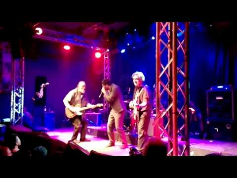 Blues Wire & Orestis Tsikouris  - Call me the Breeze Live @ Κύτταρο