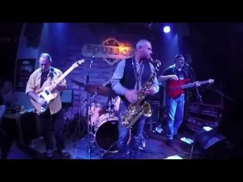 BLUES CARGO (live) - Straight Tequila-