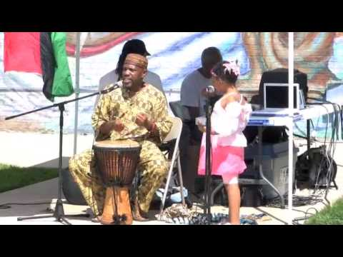 Universal Alley Jazz Jam feat Oba William King through the eyes of Cheryl Hunt