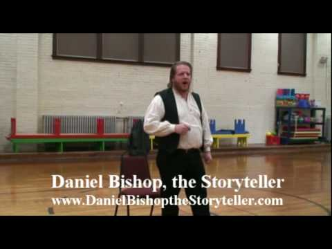 Daniel Bishop, the Storyteller's Demo