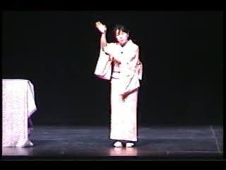 Japanese Storytelling with Mask, Mime and Music