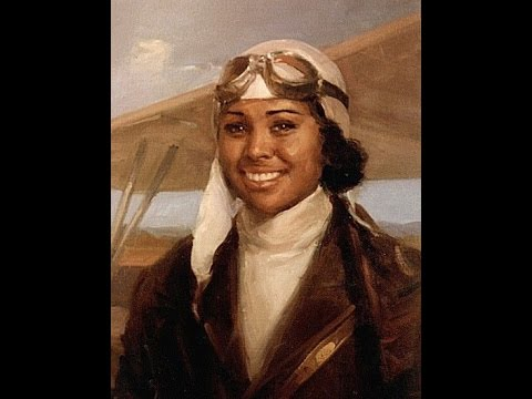 How To Overcome Your Fears and Develop Courage - Bessie Coleman Did! -Sista' Joy,