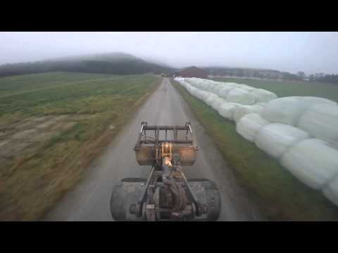 Mixing feed, Fendt and Keenan
