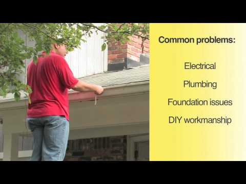 Home inspections, a maintenance tool for any homeowner