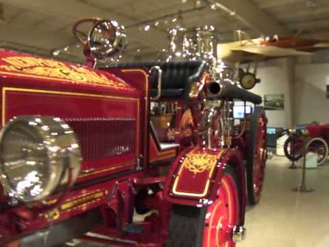 1904 Steam Power Engine Fire Truck