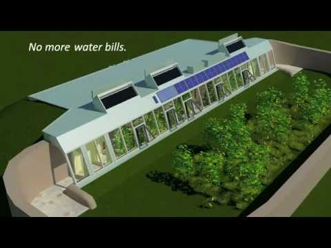 I Want to Build the Earthship Global Model in Indiana: Radically Sustainable Buildings.