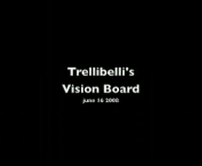 vision board - Tiny
