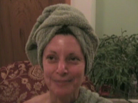 LOVE TO LAURA, SANDY & LILOU 'CAUSE FEAR COWERS WHEN YOU TAKE ACTION (But always keep your towel!)