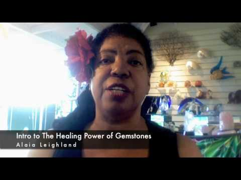 Gemstones for Healing Intro