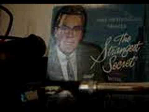 The strangest Secret in the world - Earl Nightingale