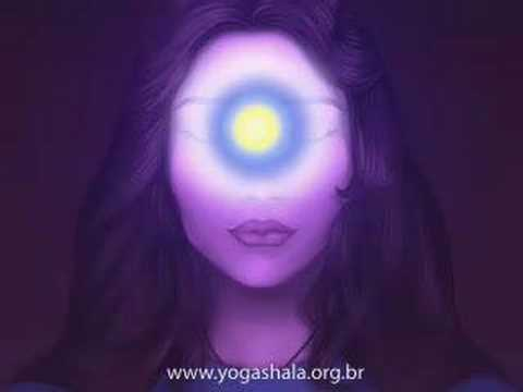 activation of the frontal chakra