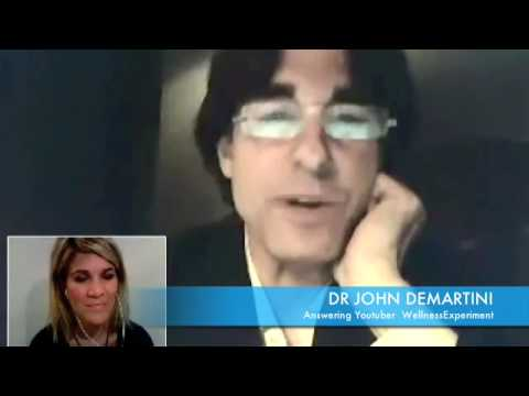 RE: Dr John Demartini answers Jean's questions on financial crisis & money (Part 4/6)