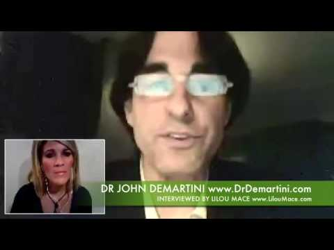 Dr Demartini: Mastery of money and truth!!!!