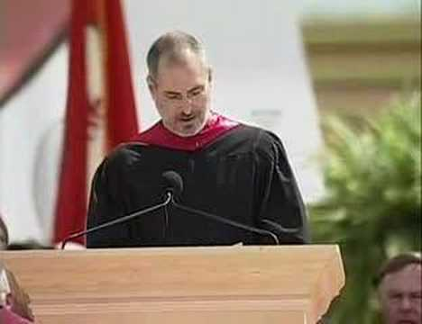 Steve Jobs at Stanford: This guy really inspires me! I believe that everybody would benefit by seei…