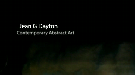 Jean Dayton Art Promo video 2010