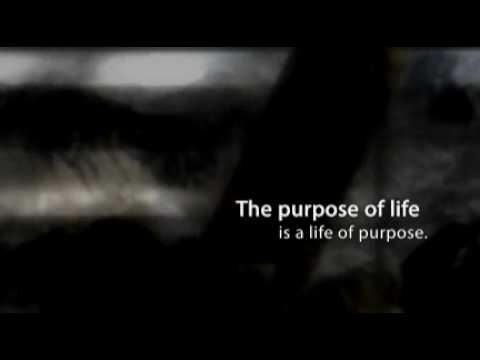 The Purpose of Life is to Live a Life of Purpose ~ Be Inspired ~ Motivational Video