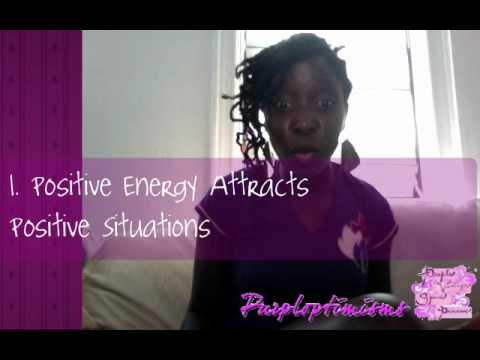 The Purple Power Show w. The Purple Vintage Space Princess: WE ARE ALL ENERGY