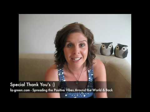 Day 17 Included An Interview with Lisa Nichols from The Secret - SO Grateful! Perfect :)