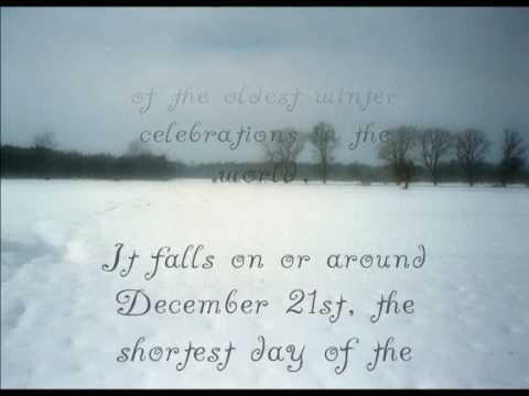 "Winter Solstice ""Silent night, Solstice night"""