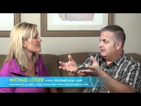 Law of Attraction & Abundance - Michael Losier, Las Vegas  April 7, 2011