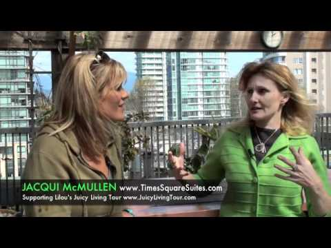 Law of attraction manifestation at Times Square Suites, Vancouver  April 22, 2011