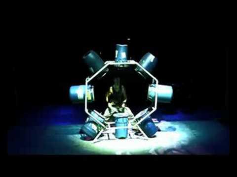 Ben Walsh - Insane Drumming