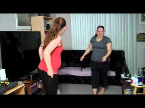 Video Response #1 to Lera's 100 - Jumping Jacks