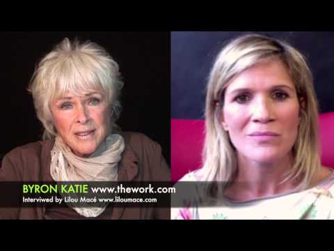 How to stop suffering? Byron Katie and Lilou