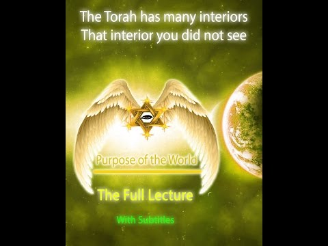 Purpose Of The World by GoDareUs Knowledge Of Angels in Heavens The Full Lecture with subtitles HD