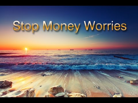 GUIDED MEDITATION for Money Worries