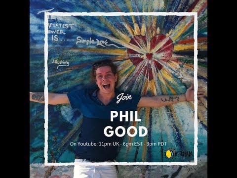 Lunar Cycles, July First Quarter Moon and More with Astrologer Phil Good!