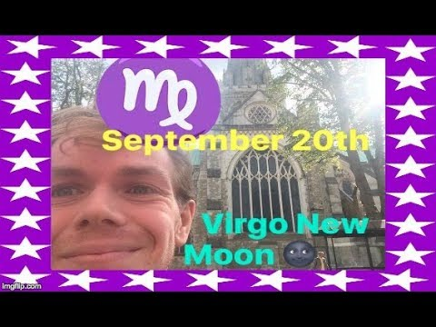 Virgo New Moon - Gaining Perspective, Patience & Wisdom