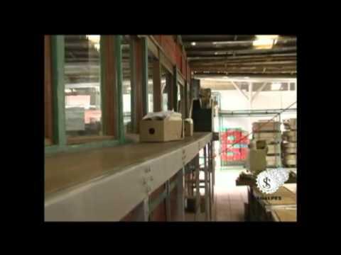 Transportadores de bandas. Ingenieros Analpes Ltda. Bogota D.C. Colombia