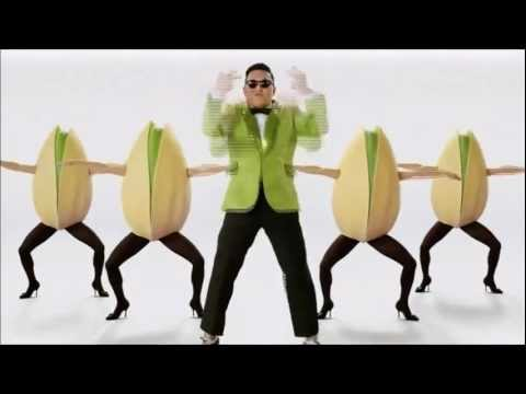 AGRO20: PSY Gangnam Style Pistachio Super Bowl Commercial 2013