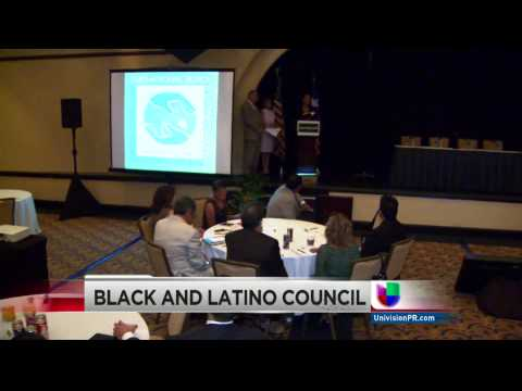 Univision Puerto Rico - National Black & Latino Council Summit Feature Story