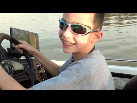 Fishing with Chris Ludwig and Chase Ludwig