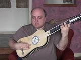 Marionas by Francisco Guerau for Baroque Guitar