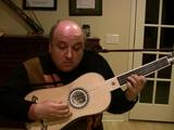 Fagina by Santiago deMurcia for Baroque Guitar