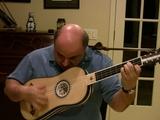 Passepied by Santiago deMurcia for Baroque Guitar