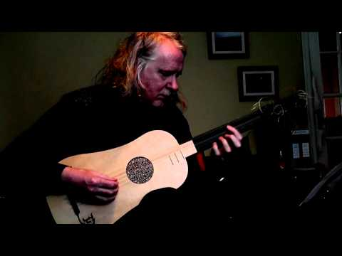2nd Review of Thomann.de Baroque Guitar