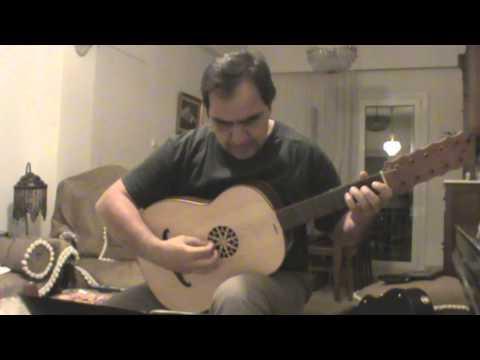 Fantasia del quarto tono-Luys de Narvaez-Alexandros Zervas