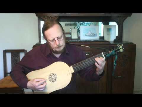 Luys de Narváez - La Canción del Emperador- Vihuela