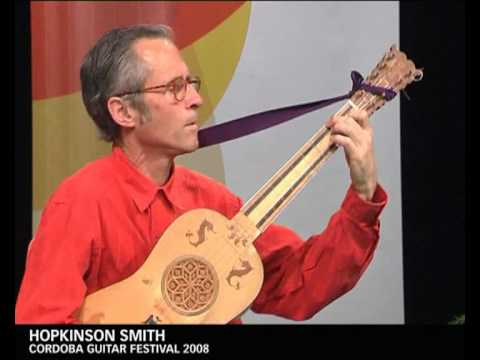 Hopkinson Smith - Guitarra Cordoba Festival - 2008