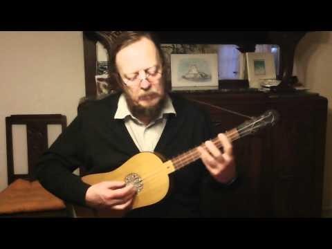 La Monica - Anonymous - Renaissance guitar