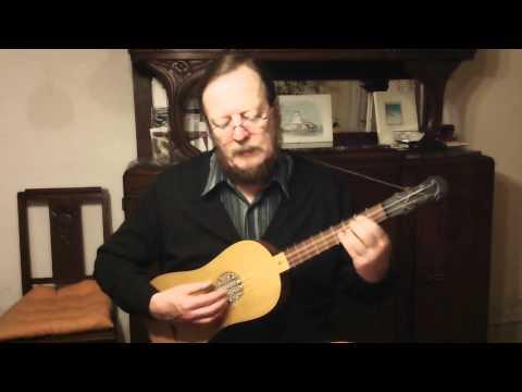Tielmann Susato - Basse danse - Renaissance guitar