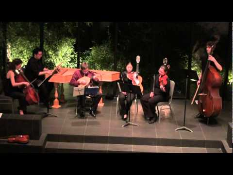 Vivaldi's Lute Concerto, RV93 (Allegro giusto)
