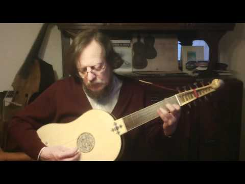 Luys de Narváez - Fantasia del quatro tono - Vihuela Athena