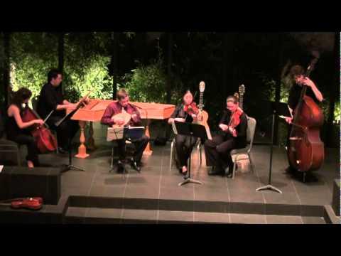 Vivaldi's Lute Concerto, RV93 (Allegro)